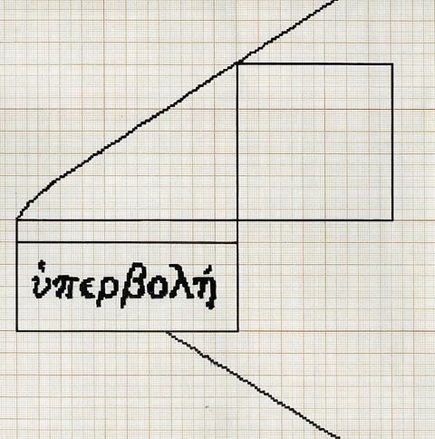 Hyperbole ou exc s for Miroir hyperbolique