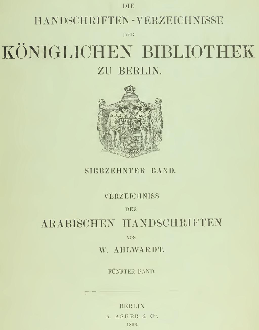 preußischer kulturbesitz bibliothek